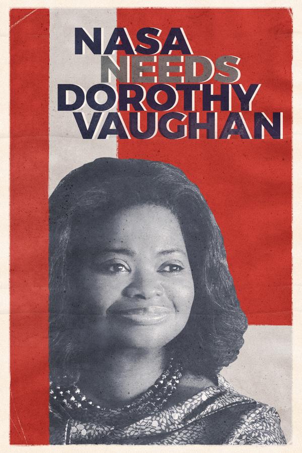 Octavia Spencer as Dorothy Vaughan